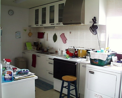 Our Kitchen in Okinawa